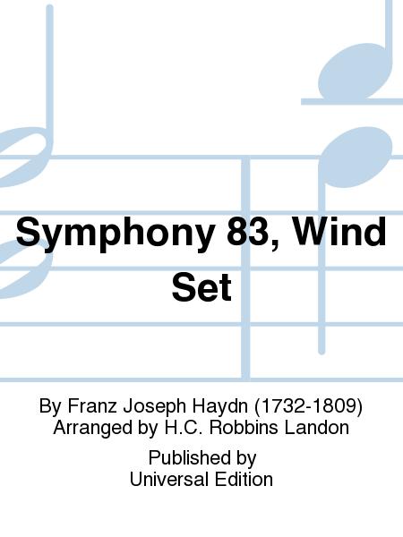 Symphony 83, Wind Set