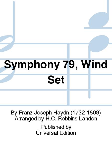 Symphony 79, Wind Set