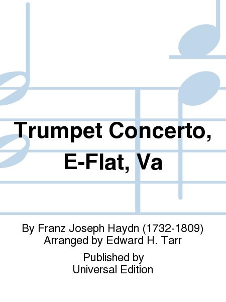 Trumpet Concerto, E-flat, Va