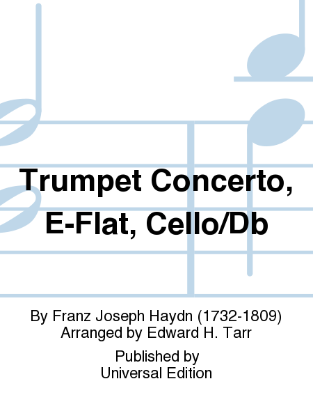 Trumpet Concerto, E-Flat, Cello/Db
