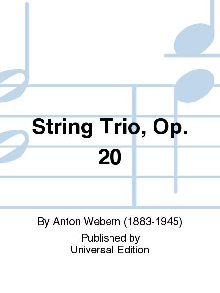 String Trio, Op. 20