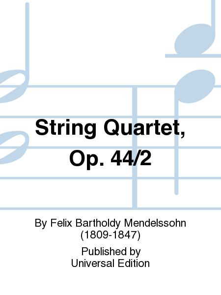 String Quartet, Op. 44/2
