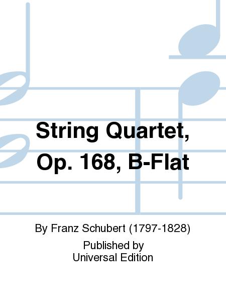 String Quartet, Op. 168, B-flat