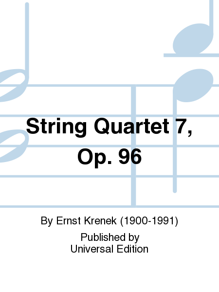 String Quartet 7, Op. 96