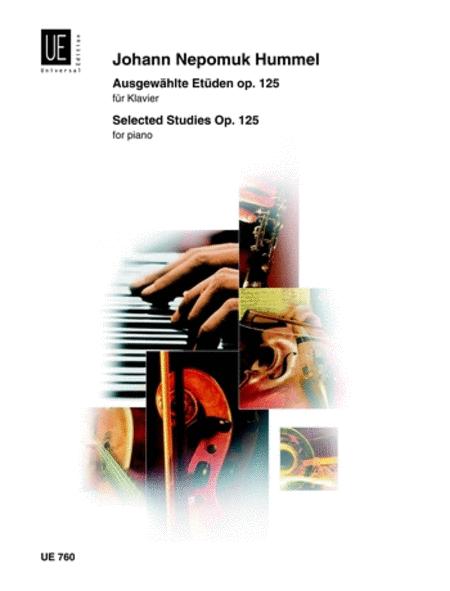 Etudes Op.125