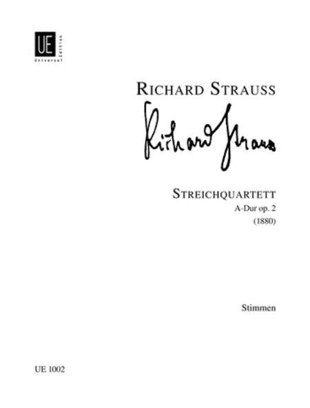 String Quartet Op.2