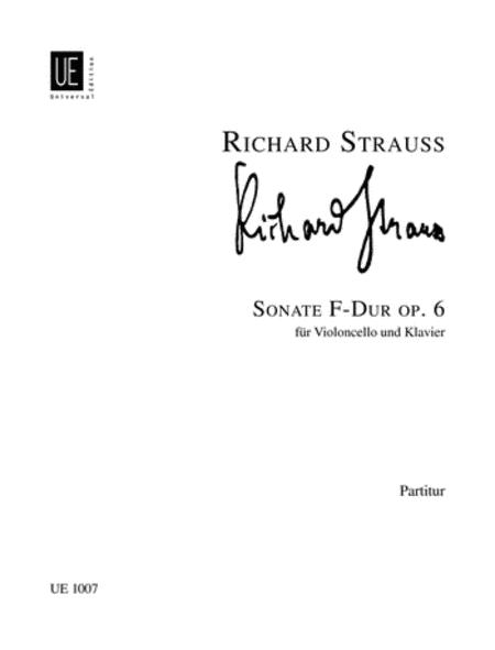 Sonata Op.6 in F Major