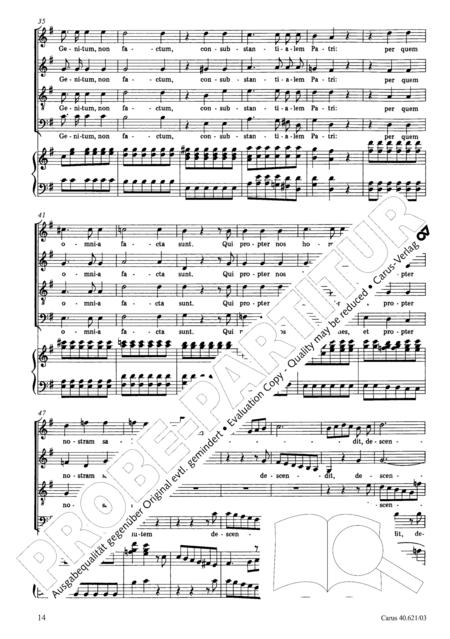 Missa brevis in G major