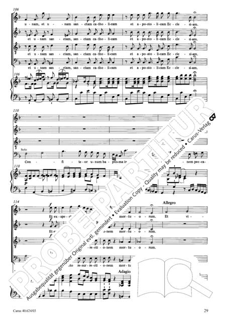 Missa brevis in F