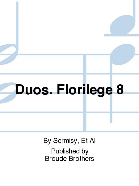 Duos. Florilege 8