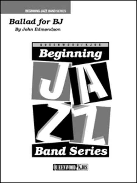 Ballad For BJ - Score