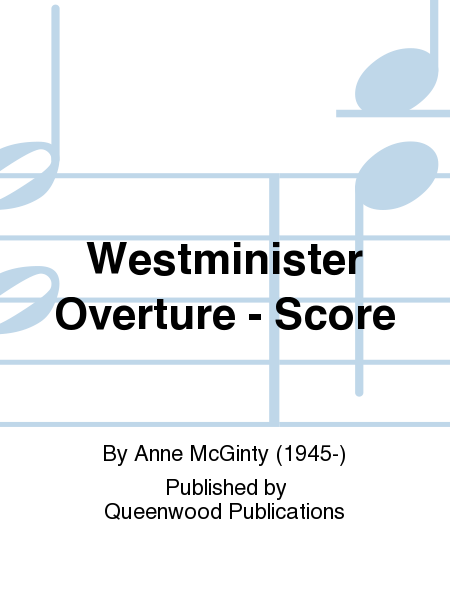 Westminister Overture - Score