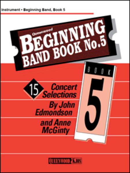 Beginning Band Book No. 5 - Tuba