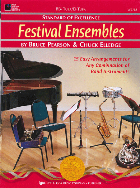 Standard of Excellence: Festival Ensembles-Tuba