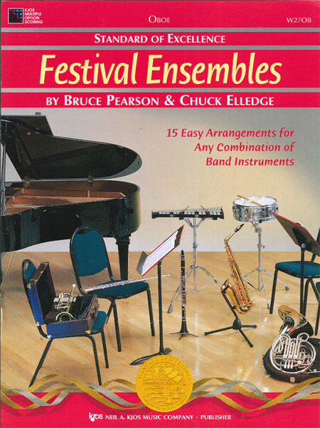 Standard of Excellence: Festival Ensembles-Oboe