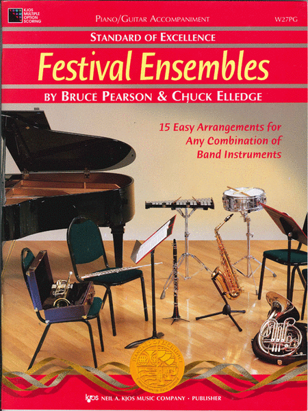 Standard of Excellence: Festival Ensembles-Piano/Guitar