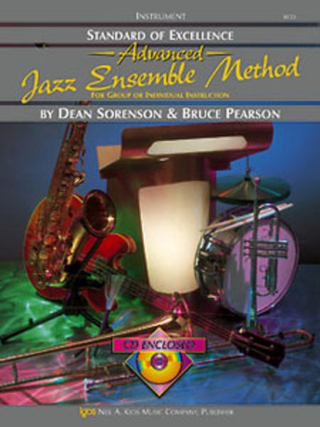 Standard of Excellence Advanced Jazz Ensemble Book 2, 1st Trombone