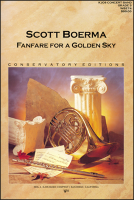 Fanfare For a Golden Sky