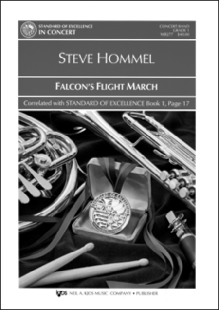 Falcon Flight March-Score