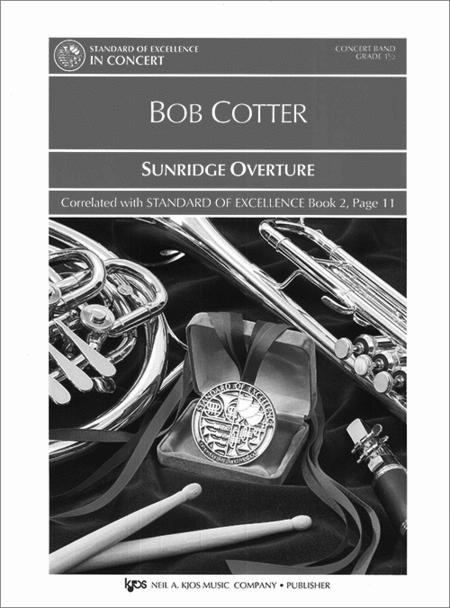 Sunridge Overture-Score