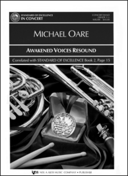 Awakened Voices Resound-Score