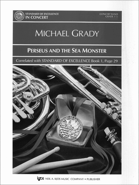 Perseus And The Sea Monster-Score