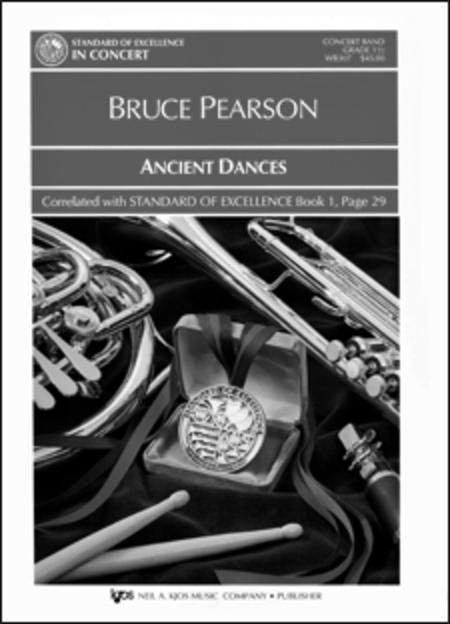 Ancient Dances-Score