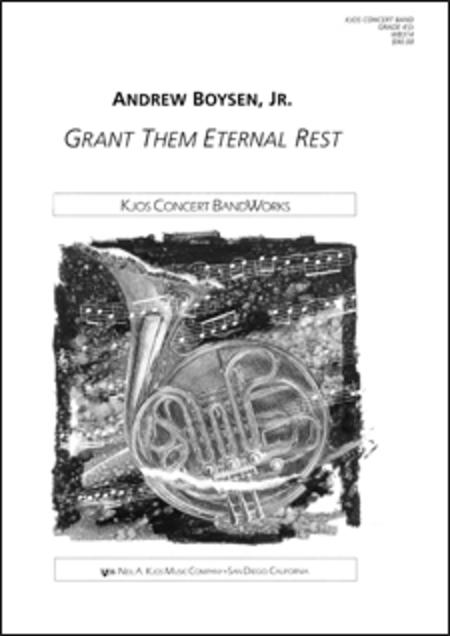 Grant Them Eternal Rest-Score