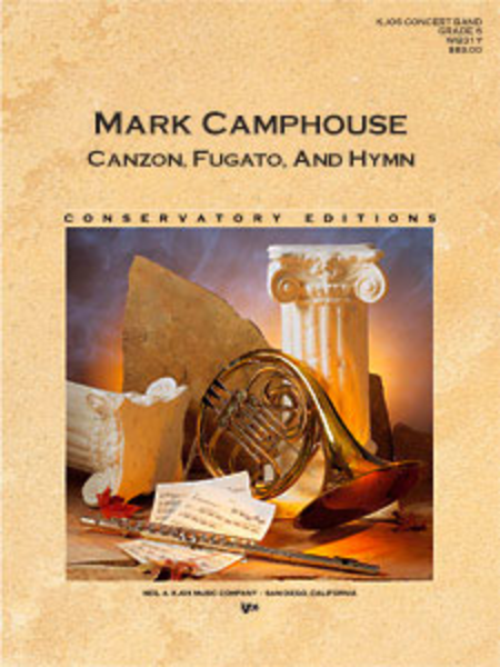 Canzon, Fugato, and Hymn
