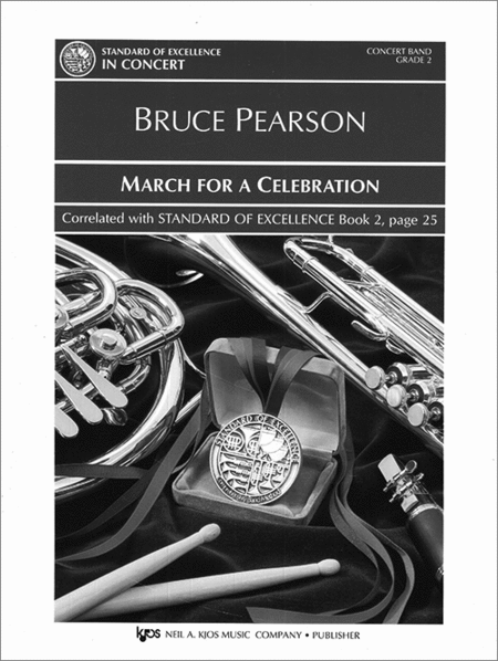March For A Celebration-Score