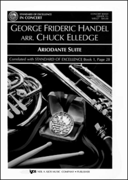 Ariodante Suite-Score