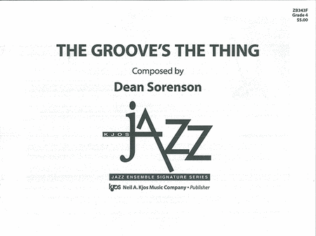 Groove's The Thing,The-Score