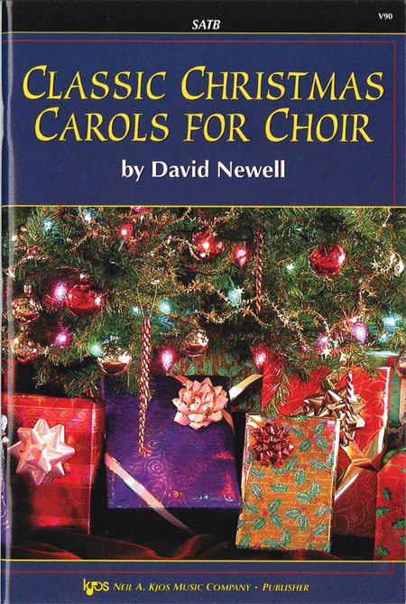 Classic Christmas Carols For Choir - SATB