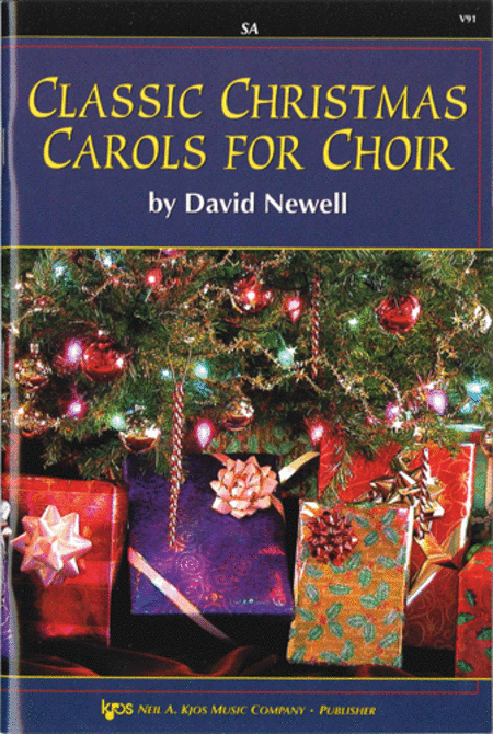 Classic Christmas Carols For Choir - SA