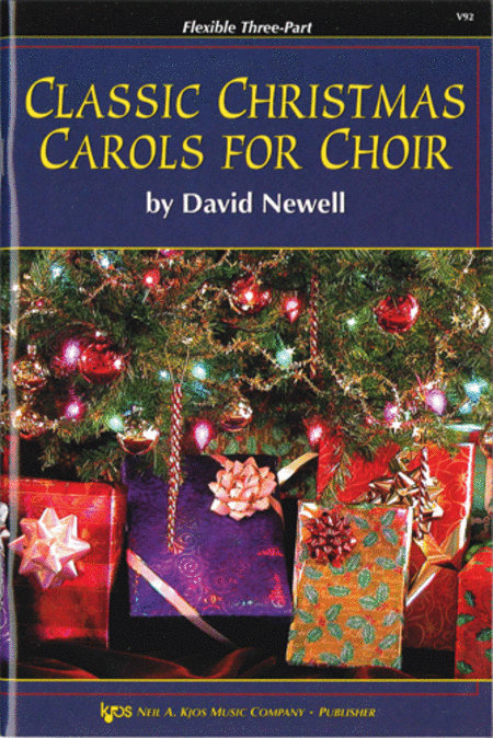 Classic Christmas Carols For Choir-Flex 3-part