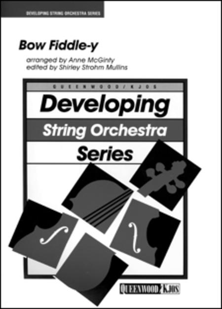 Bow Fiddle-Y - Score