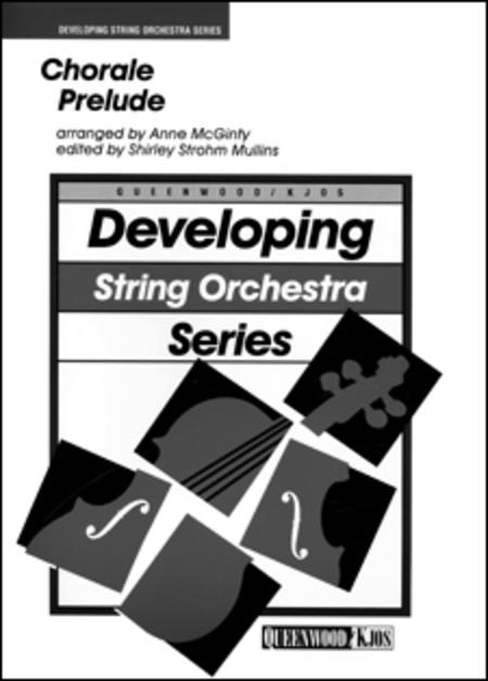 Chorale Prelude - Score
