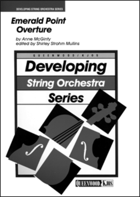 Emerald Point Overture - Score