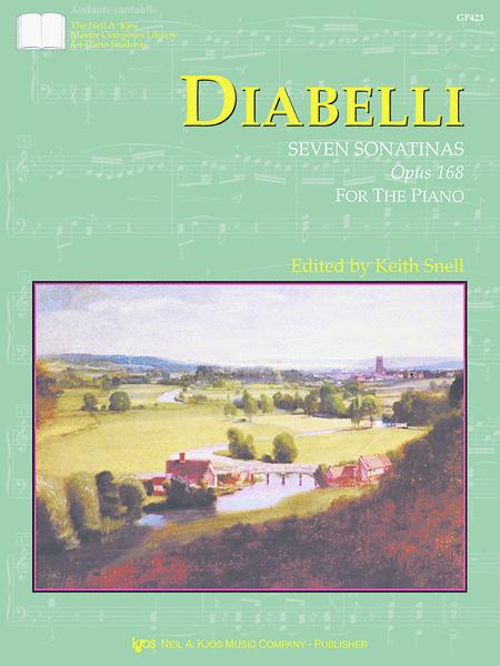 Diabelli: Seven Sonatinas, Opus 168