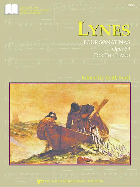 Lynes: Four Sonatinas, Opus 39