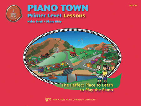 Piano Town, Lessons - Primer