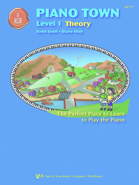 Piano Town, Theory - Level 1