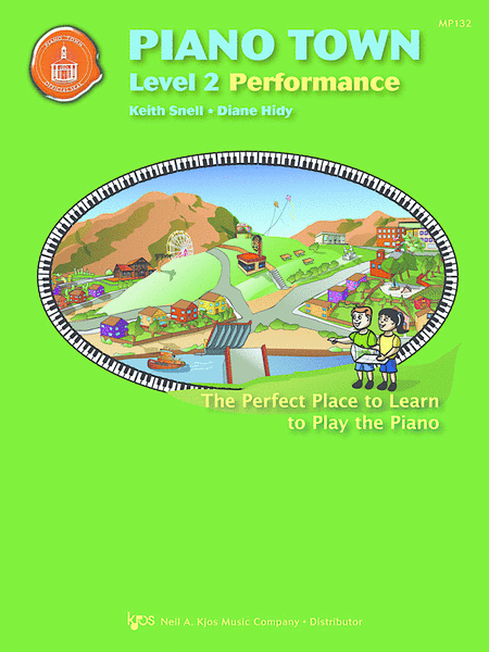 Piano Town, Performance - Level 2