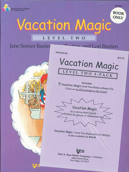 Vacation Magic - Level 2 (5-Pack)