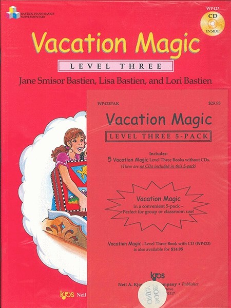 Vacation Magic - Level 3 (5-Pack)