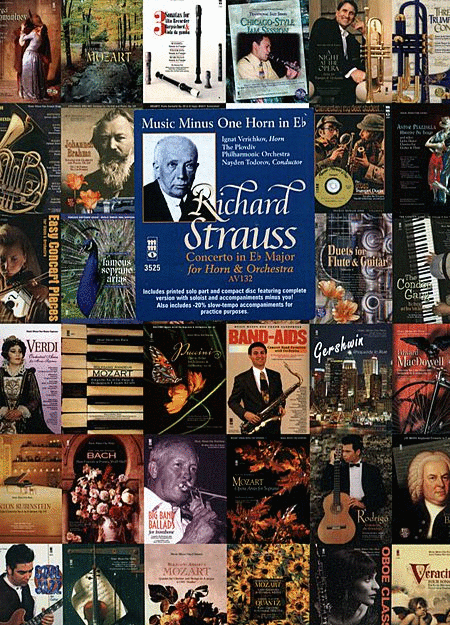 Strauss - Concerto in E-flat Major for Horn & Orchestra AV132