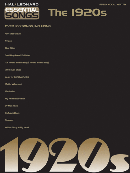 Essential Songs - The 1920s