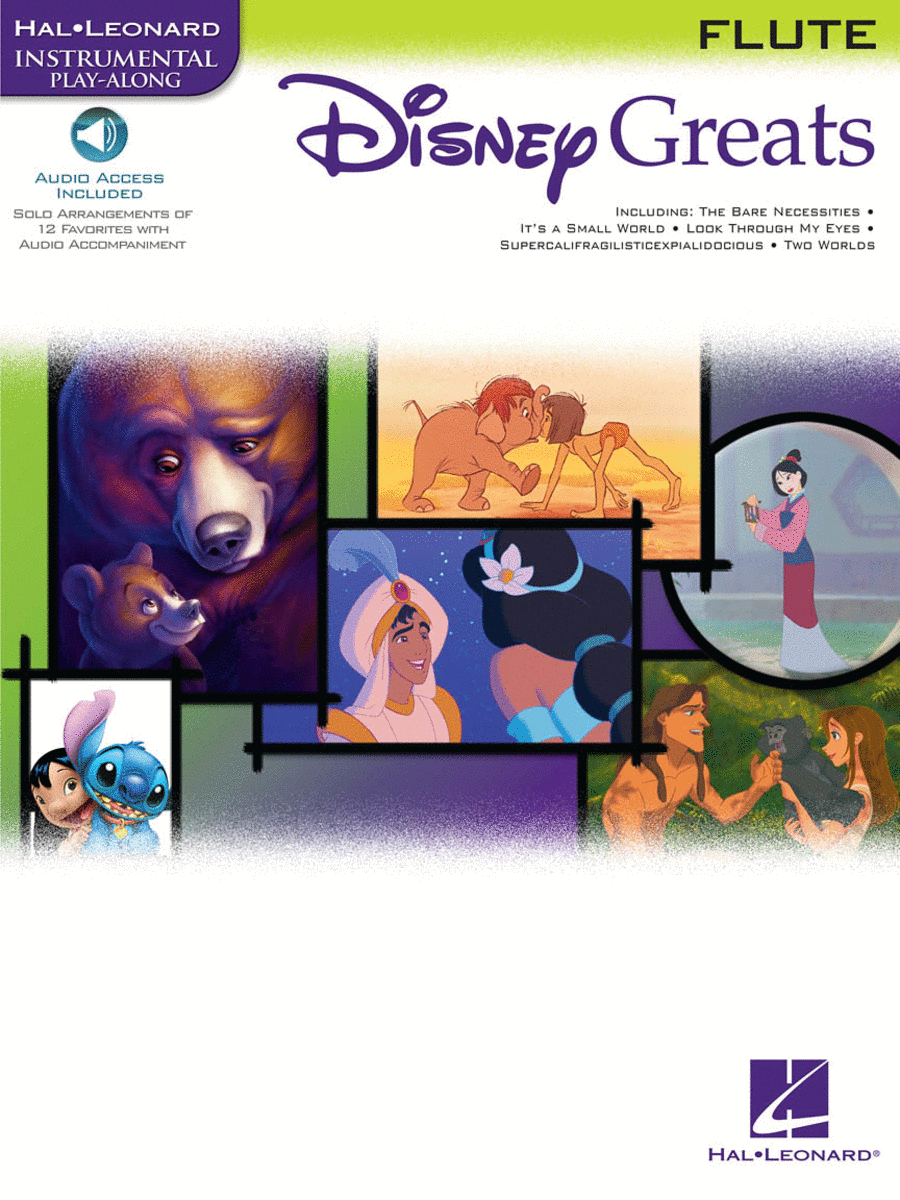 Disney Greats - Flute