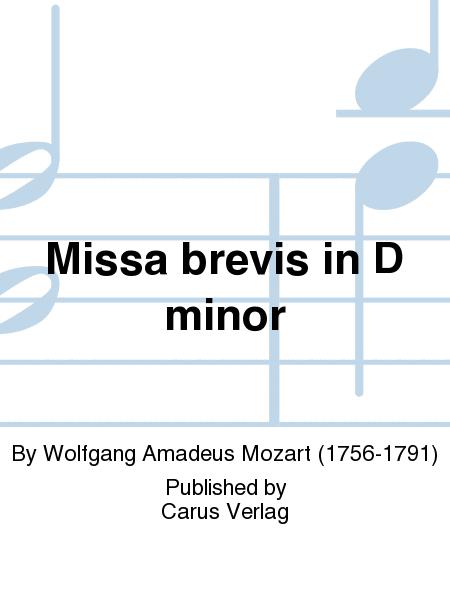 Missa brevis in D minor