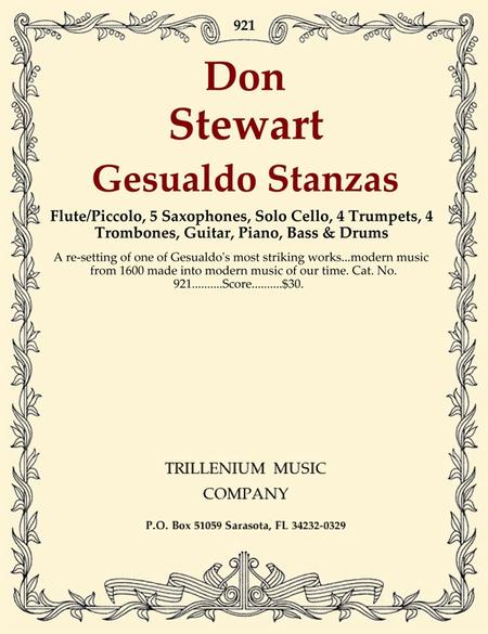 Gesualdo Stanzas